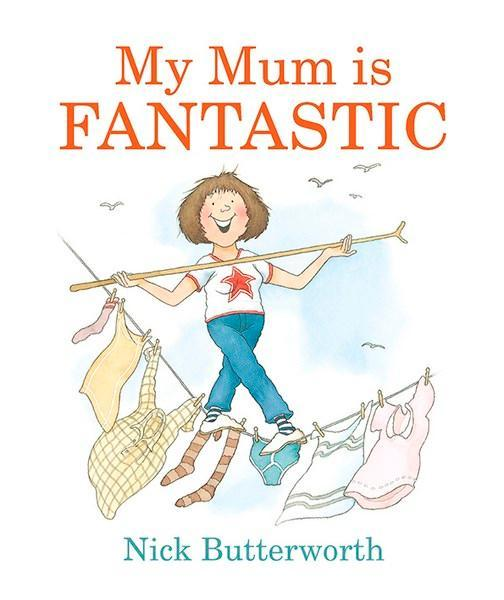 My Mum Is Fantastic Board Book