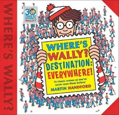 Where's Wally? Destination Everywhere!  12 class