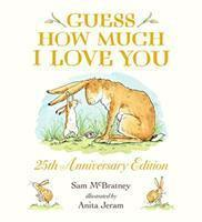 Guess How Much I Love You 25th Anniversary