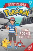 The Official Pokemon Early Reader Team Rocket
