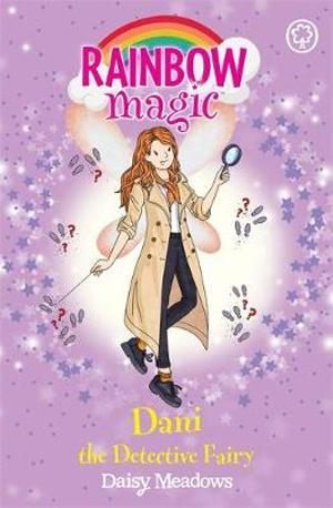 Rainbow Magic Annie the Detective Fairy