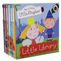 BEN & HOLLY'S LITTLE KINGDOM LITTLE LIBRARY