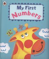 LADYBIRD  MY FIRST NUMBERS