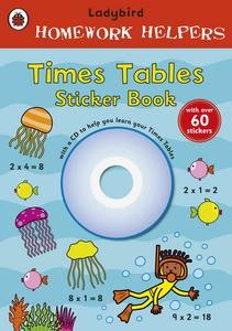 HOMEWORK HELPERS TIMES TABLES ACTIVITY BOOK AND CD