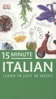15 Minute Italian Learn in Just 12 Weeks