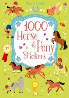 1000 Horse and Pony Stickers