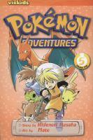 Pokemon Adventures Vol 5
