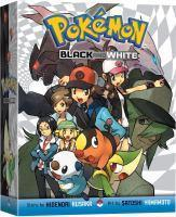Pokemon Adventures Black and White boxset vol 1 -