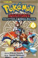POKEMON ADVENTURES HEART GOLD/SOUL SILVER VOL 1