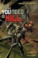ALL YOU NEED IS KILL (GRAPHIC NOVEL) VOL 01