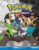 POKEMON BLACK & WHITE (SLIM) (MANGA) VOL 15
