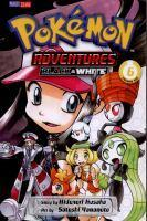 POKEMON ADVENTURES BLACK & WHITE (MANGA) VOL. 06