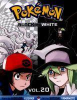 POKEMON BLACK & WHITE (SLIM) (MANGA) VOL. 20