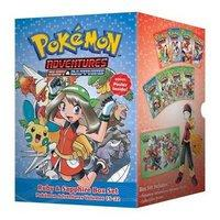 POKEMON ADVENTURES RUBY & SAPPHIRE (MANGA) BOX SET
