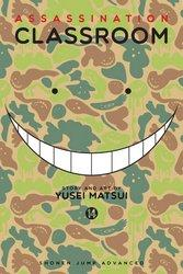 Assassination Classroom Vol 14 manga
