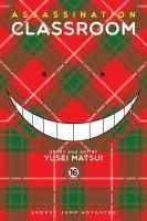 Assassination Classroom Vol 16 manga