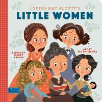 Little Women A BabyLit Storybook