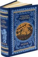 Iliad and the Odyssey - Leather bound