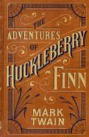 Adventures of Huckleberry Finn - Leather bound