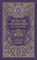 Picture Of Dorian Gray and Other Works - Leather bound