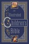 Illustrated Childrens Bible - Leather bound