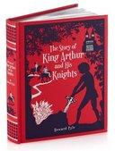 Story Of King Arthur & His Knights - Leather bound