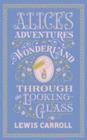 Alice's Adventures In Wonderland - Leather bound