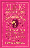 B&N Collectible Alice's Adventures & Through Looki          Leatherbound
