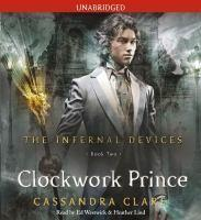 Clockwork Prince - #2 Infernal Devices Audio