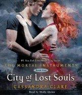 City of Lost Souls - #5 Audio US edition