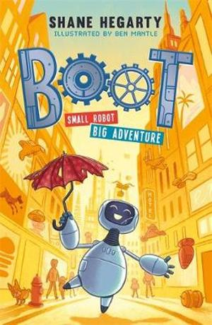 BOOT - small robot BIG adventure