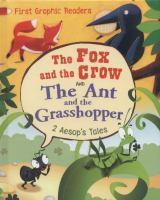 First Graphic Readers Aesop the Ant and the Gras