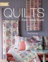 Quilts from Tildas Studio 15 Tilda Quilts to