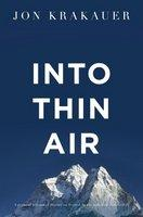 Into Thin Air everest