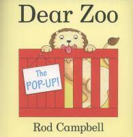 Pop-Up Dear Zoo The