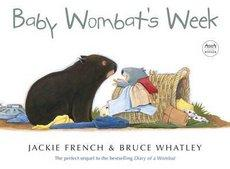 Baby Wombat's Week Big Book
