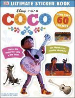 Disney Pixar Coco Ultimate Sticker Book