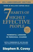 7 Habits of Highly Effective People Anniversary Ed
