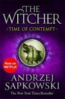 Time of Contempt Witcher Bk 2