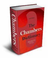 The Chambers Dictionary (13th Edition)