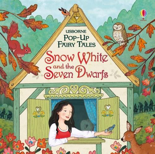 Pop-Up Fairy Tales Snow White