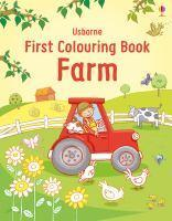 First Colouring Book Farm