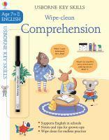 Key Skills Wipe-Clean Comprehension 7-8