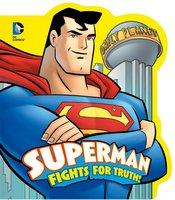DC Comics Superman Fights For Truth
