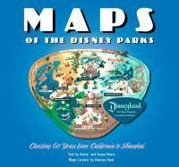Maps of the Disney Parks Charting 60 Years