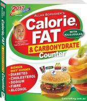 Allan Borushek's Calorie Fat and Carbohydrate Cou