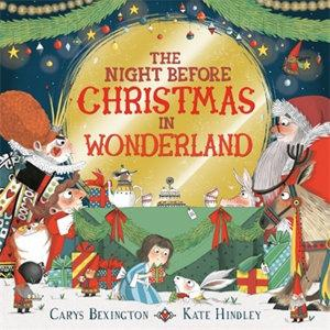 Night Before Christmas in Wonderland The