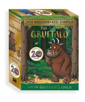 Gruffalo and the Gruffalo's Child Board Book Gift