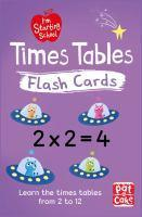 I'm Starting School Times Tables Flash Cards