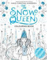 Snow Queen Colouring Book The
